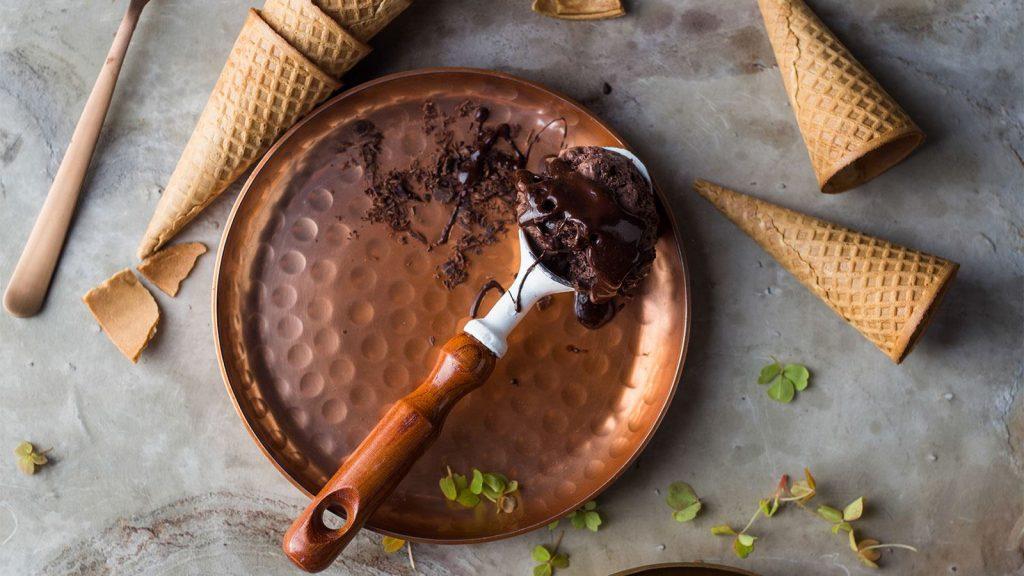 Мороженое из насекомых от Gourmet Grubb