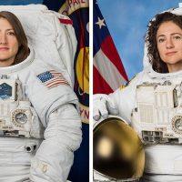 Астронавты Кох и Меир завершили первый в истории выход в открытый космос женской команды
