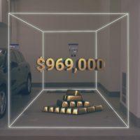 Парковочное место в Гонконге ценой в 969 тысяч долларов