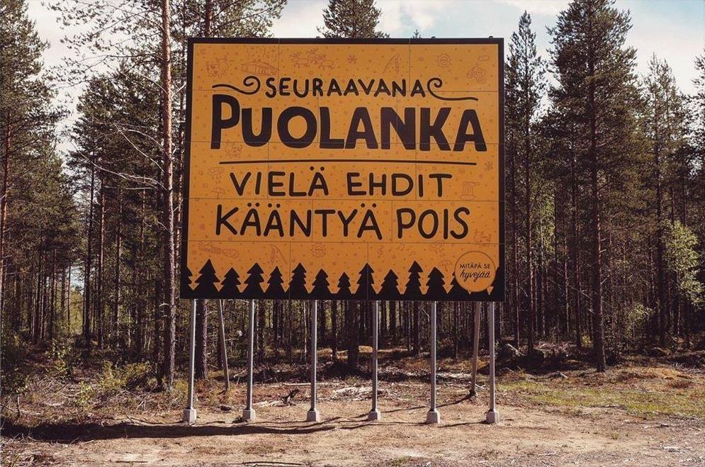 Пуоланка – мировая столица пессимизма