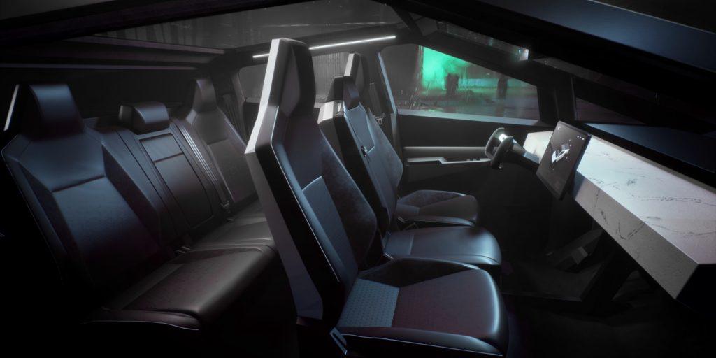 Cybertruck: первый электрический пикап Tesla Motors