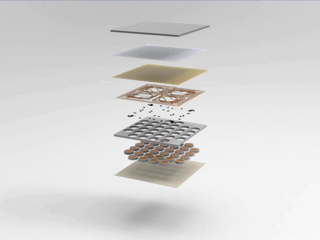 Использование «умной» кожи в виртуальной реальности
