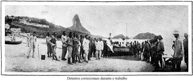 Тюрьма и рай: Фернанду-ди-Норонья