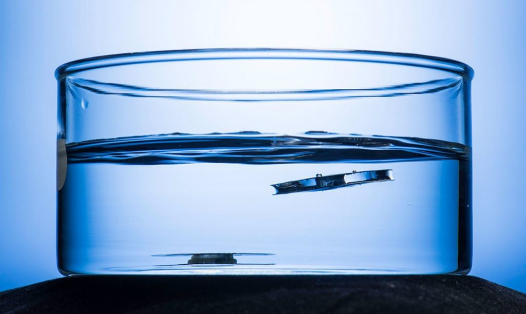 Технология для создания «непотопляемых» материалов