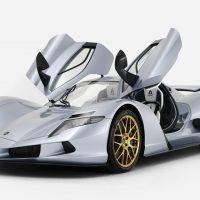Aspark Owl – самый быстрый электромобиль в мире