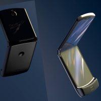 Motorola презентовала раскладушку Razr 2019
