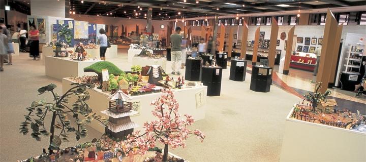 Nippon Origami Museum – самый большой музей оригами в мире