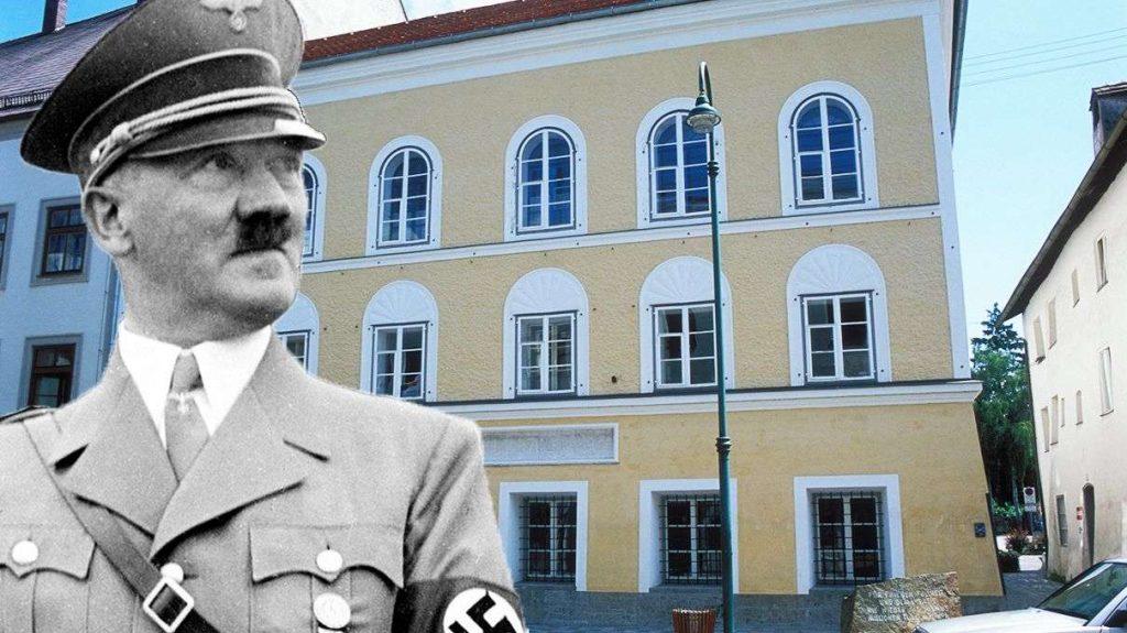 Дом, в котором родился Гитлер, станет полицейским участком