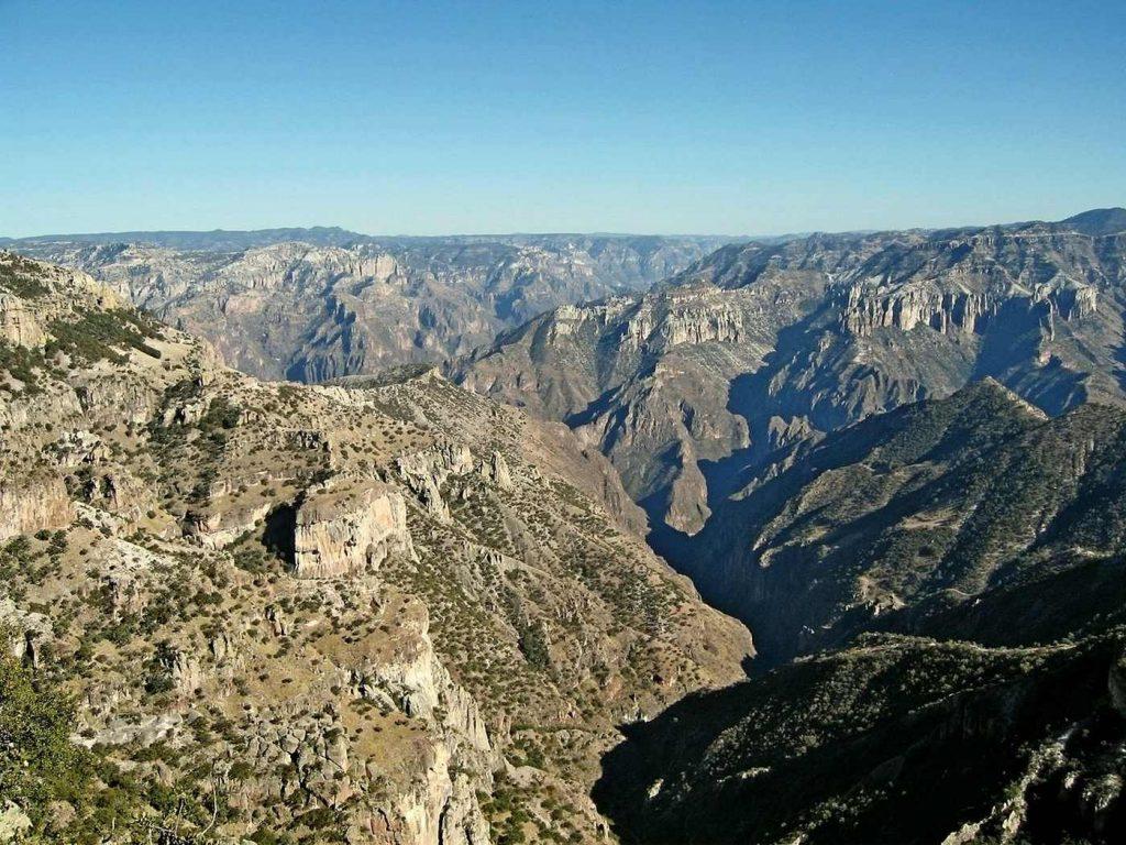 Самый большой каньон в мире