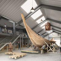 «Корабль-призрак»: возрождение древнего англосаксонского судна