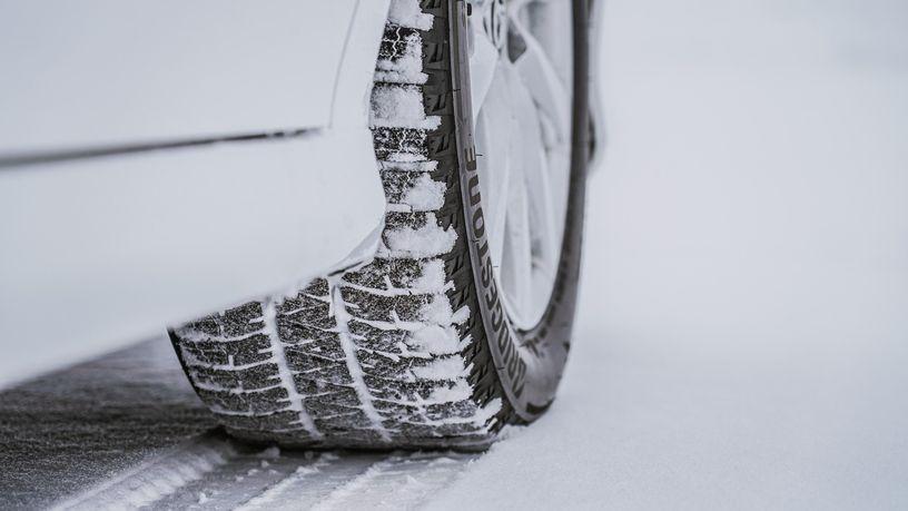 Как работают зимние шины?