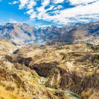 Самые большие каньоны в мире