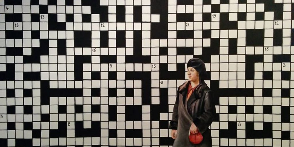 Кроссворд: краткая история головоломки