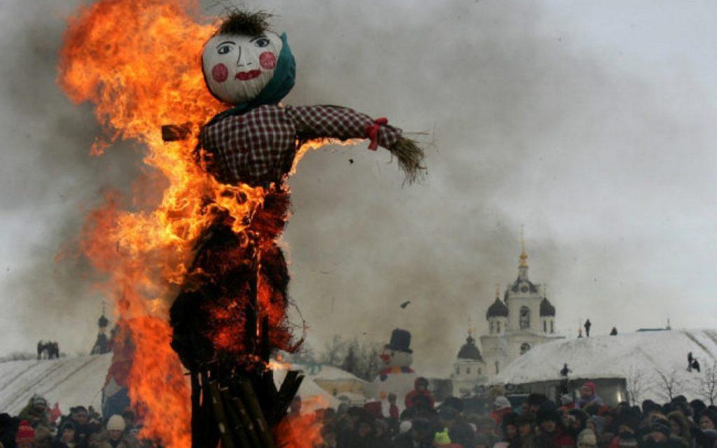 Забавные новогодние традиции народов мира