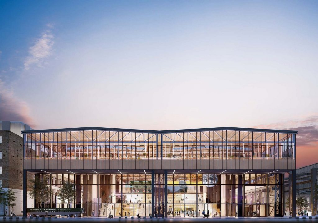 Библиотека LocHal: лучшее здание года по версии WAF