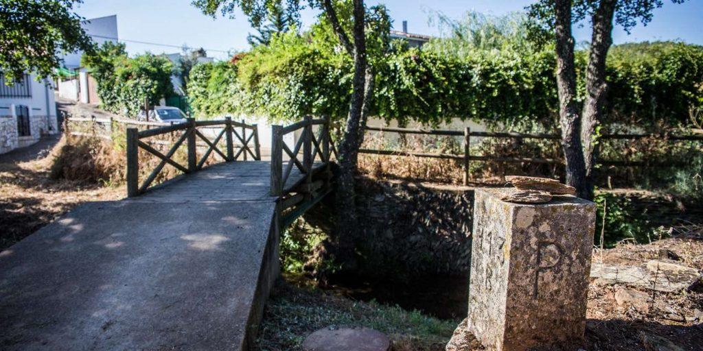 El Marco – самый короткий международный мост