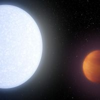 KELT-9b: самая горячая экзопланета