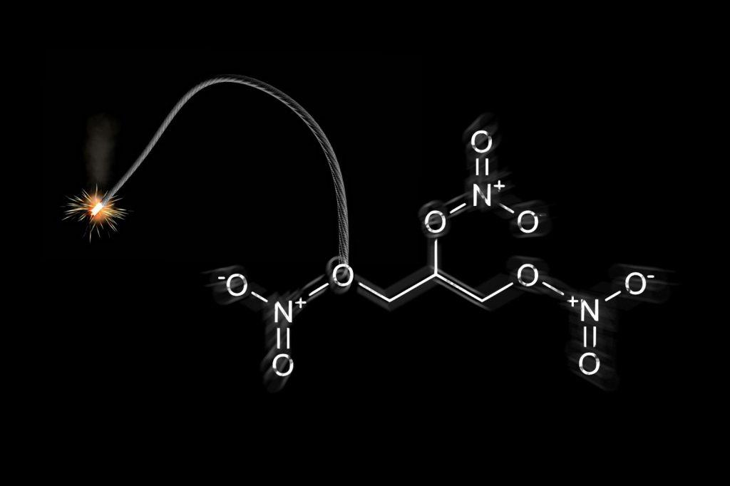 Нитроглицерин: спасение и угроза человеческой жизни