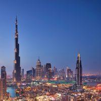 Бурдж-Халифа – самое высокое здание на планете