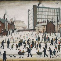 «Утерянная» картина Лоуренса Стивена Лаури продана за £2,65 млн