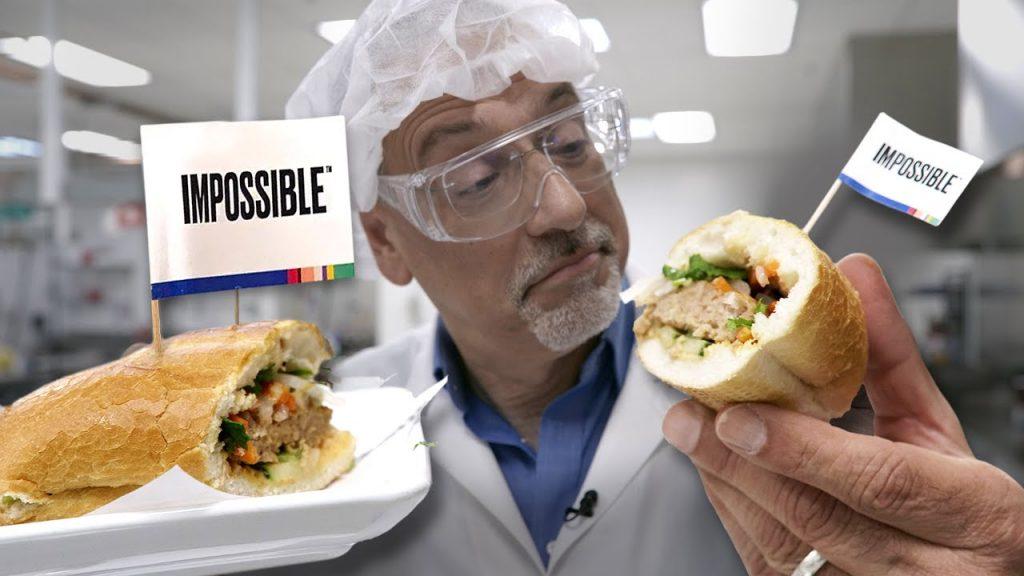 Impossible Foods: свинина растительного происхождения