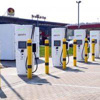 Зарядка на станциях IONITY 0.79 евро/кВтч — это дороже бензина