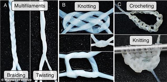 Учёные изобрели «пряжу» из клеток человеческой кожи