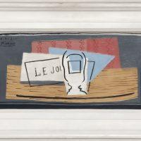 Благотворительная лотерея «Пикассо за 100 евро»