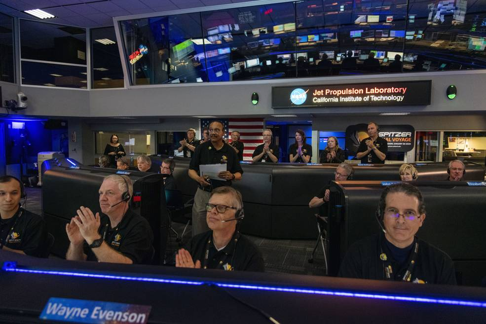 Прощай, Spitzer: космический телескоп завершил свою миссию