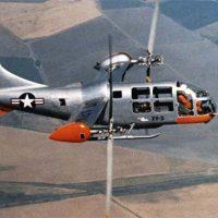 Самолет или вертолет? Конвертоплан Bell XV-3