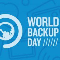 31 марта – международный день резервного копирования