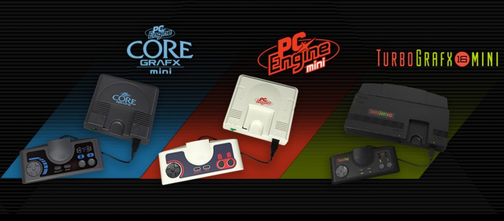 Консоль PC Engine Mini / TurboGrafx-16 Mini