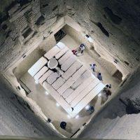 Ступенчатую пирамиду Джосера открыли дли туристов