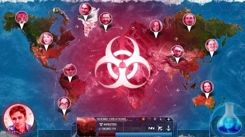 Plague Inc.: спаси мир от пандемии в новом режиме игры