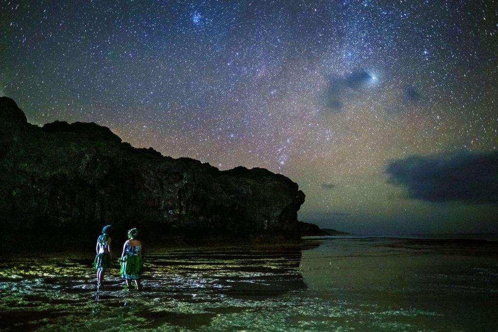 Ниуэ – первая в мире нация тёмного неба