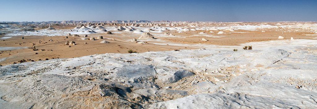 Бахария, Фарафра и Белая пустыня: самые диковинные ландшафты Египта