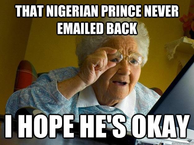 «Нигерийский принц»: почему люди верят мошенникам?