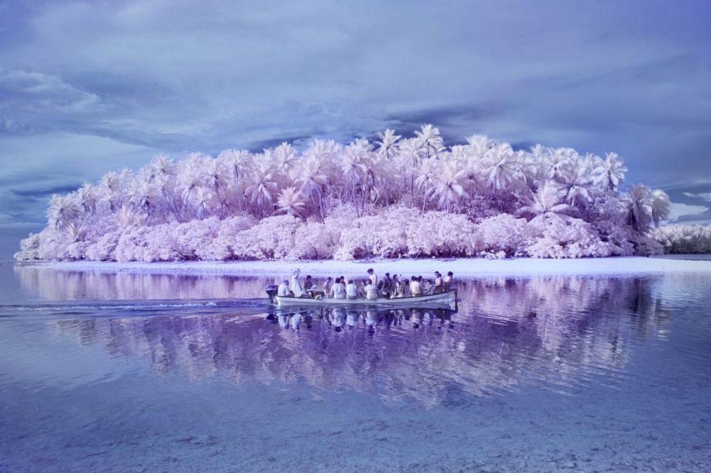 Атолл Пингелап: остров дальтоников