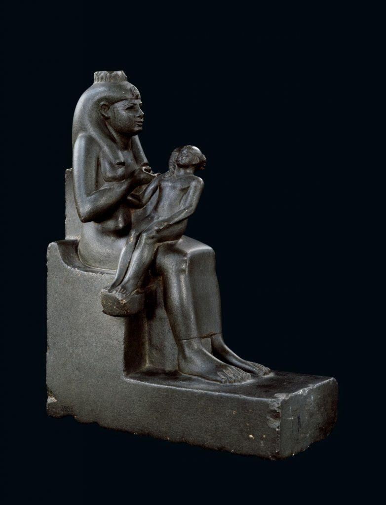 Богиня Исида и её культ за пределами Египта