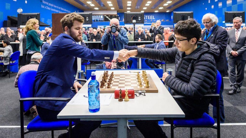 16-летний Алиреза Фирузджа победил чемпиона мира по шахматам Магнуса Карлсена
