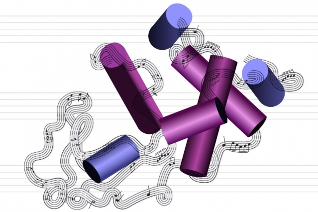 Учёные преобразовали коронавирус в музыкальную композицию