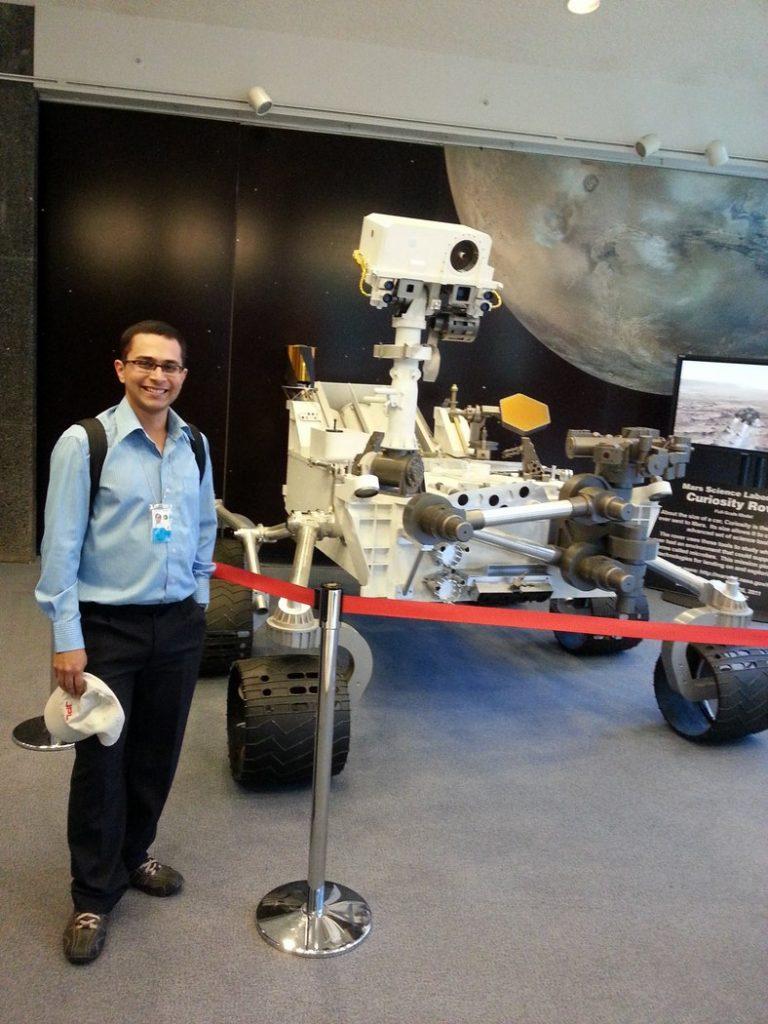 LCRT: NASA построит телескоп в лунном кратере