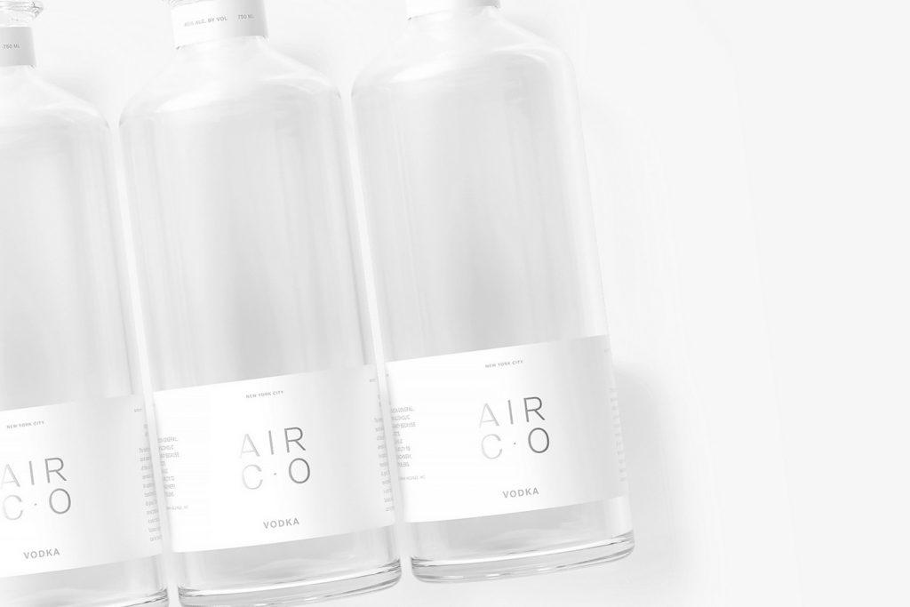Air Co: эко-водка из углекислого газа