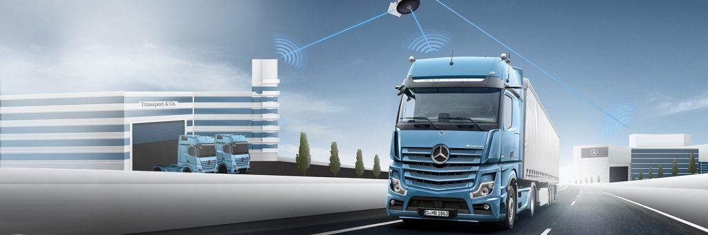 Mercedes-Benz Actros — Грузовик Года 2020
