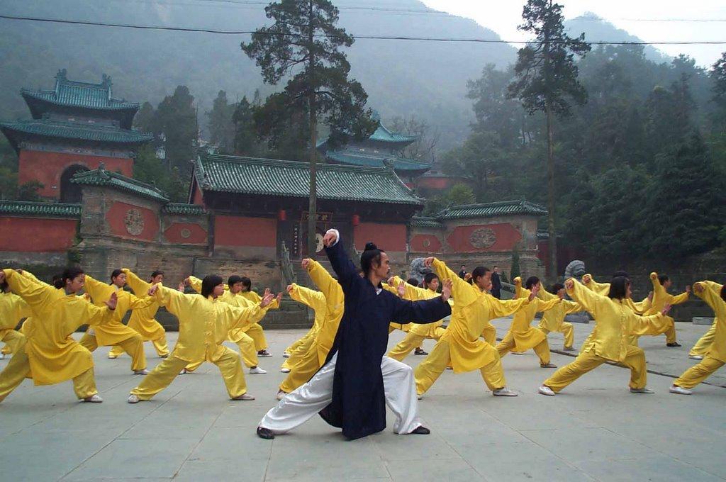 Тайцзицюань: искусство борьбы, гармонии и долголетия