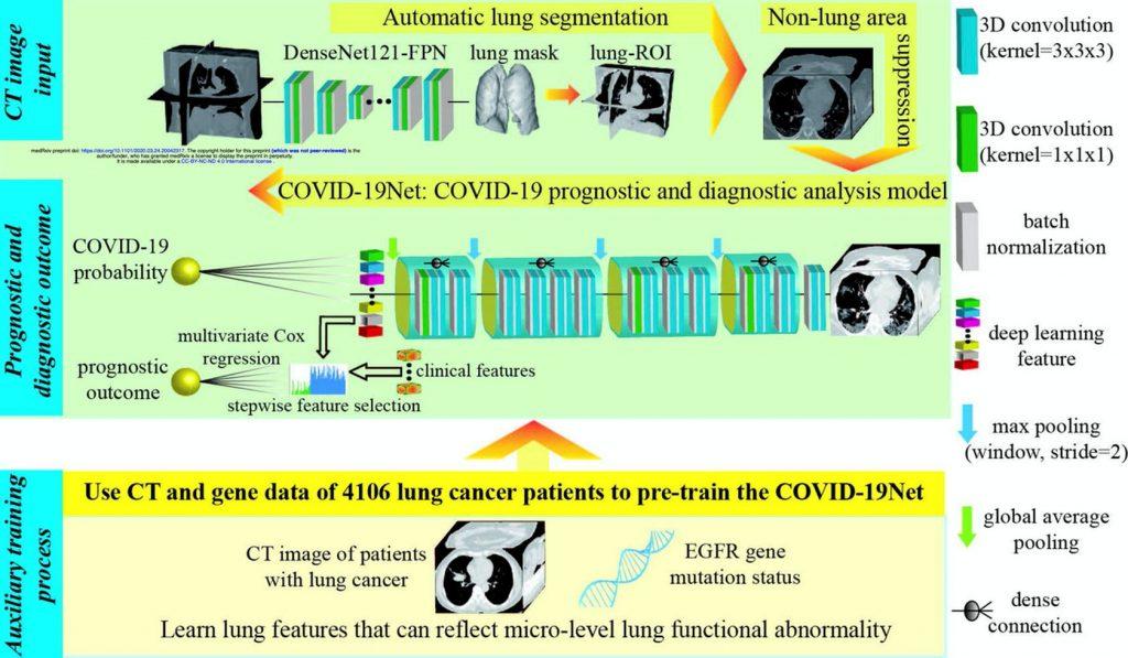 Искусственный интеллект в борьбе с коронавирусом