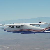 X-57 Maxwell: новый электрический самолёт от NASA