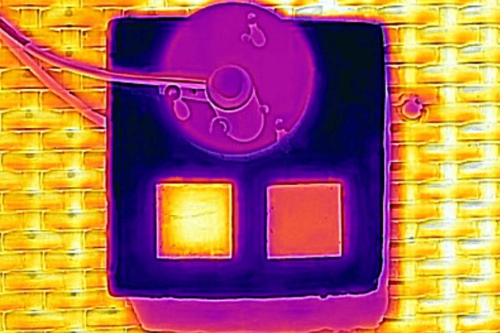 Отражающая инфракрасные лучи полимерная краска сохранит поверхности холодными