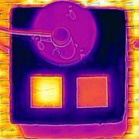 Отражающая инфракрасные лучи полимерная краска сохраняет поверхности холодными