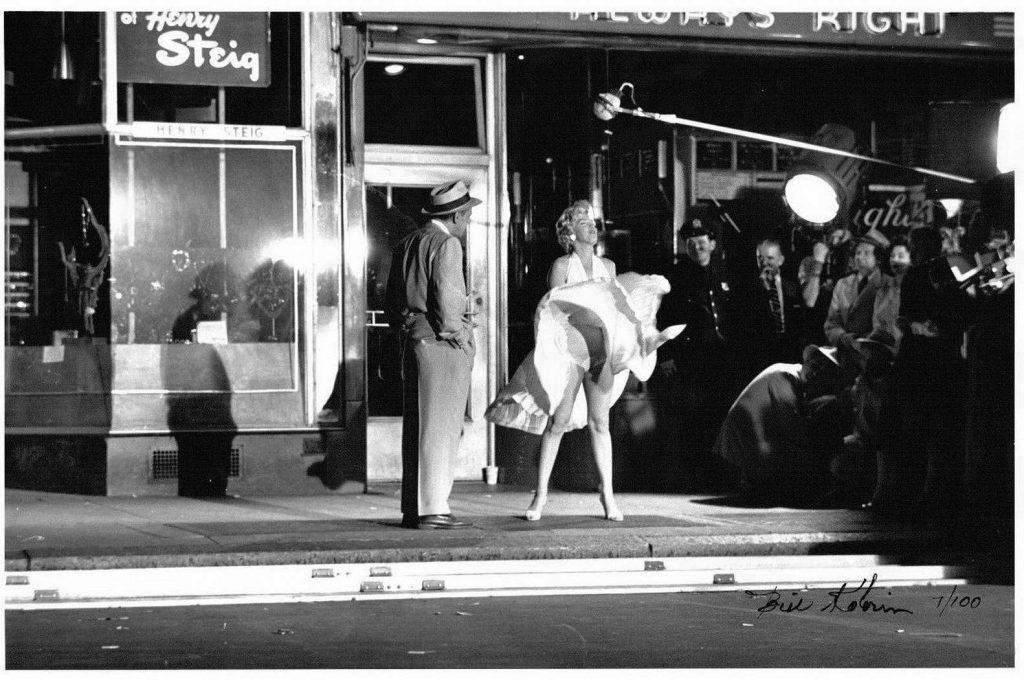 Легендарное коктейльное платье Мэрилин Монро и его история